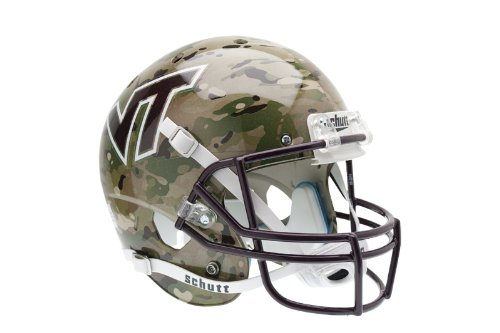 Schutt Virginia Tech Hokies Replica Alt 5