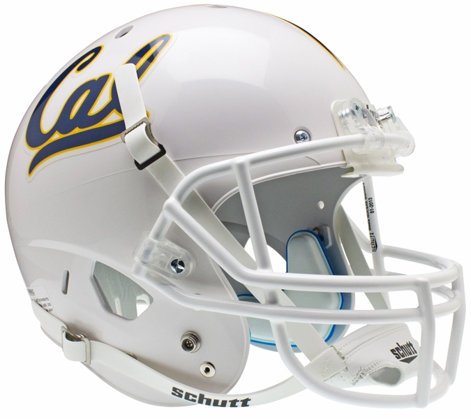 Schutt California Golden Bears Replica Alt 1