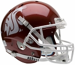 Schutt Washington State Cougars Crimson Replica
