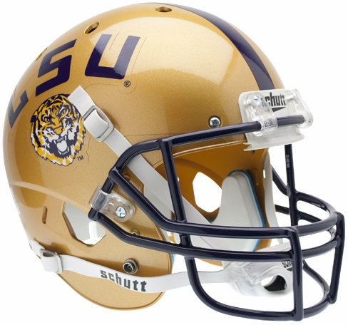 Schutt LSU Tigers XP Replica Alt 1