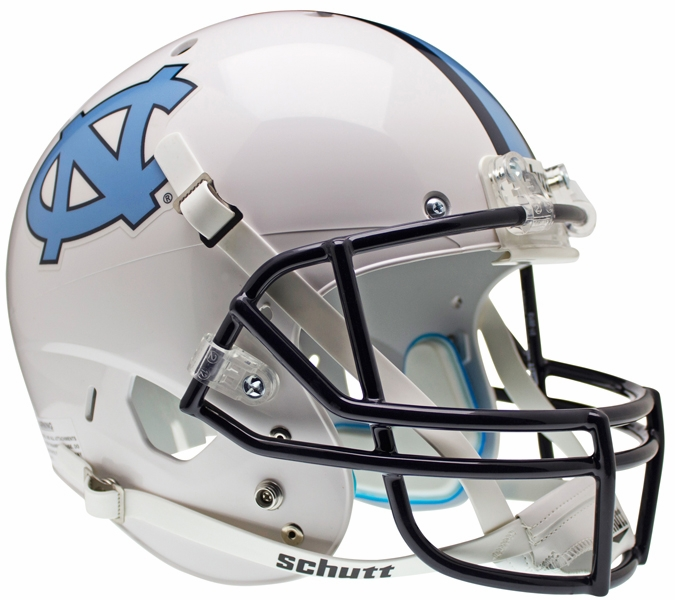 Schutt North Carolina Tarheels XP Replica Alt 2