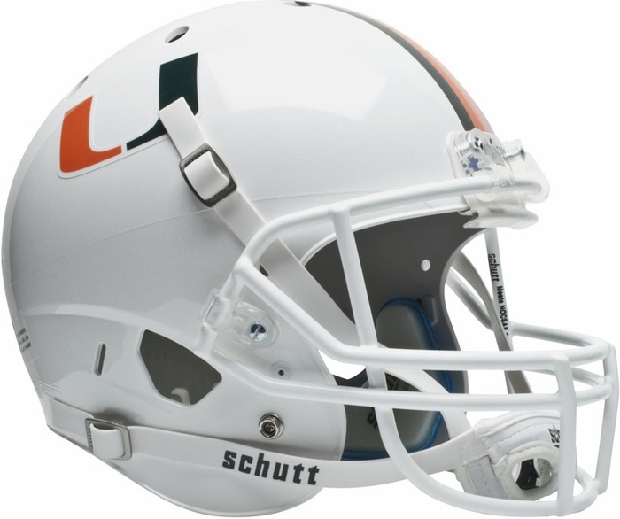 Schutt Miami Hurricanes XP Replica