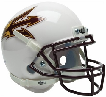 Schutt Arizona State Sun Devils XP Replica Alt 2