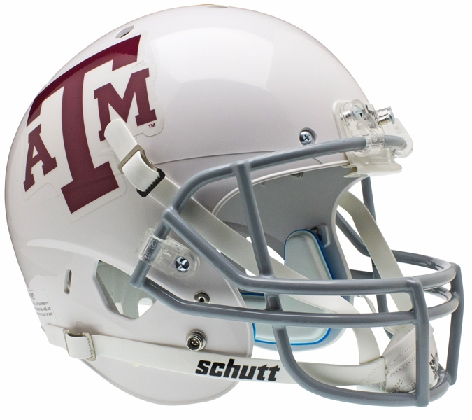 Schutt Texas A&M Aggies XP Replica Alt 2