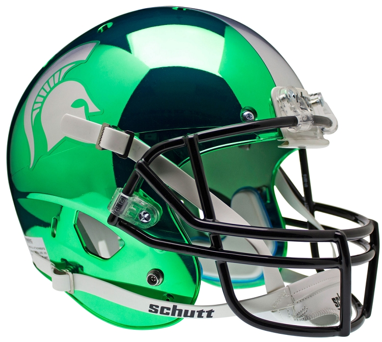 Schutt Michigan State Spartans XP Replica Alt 2