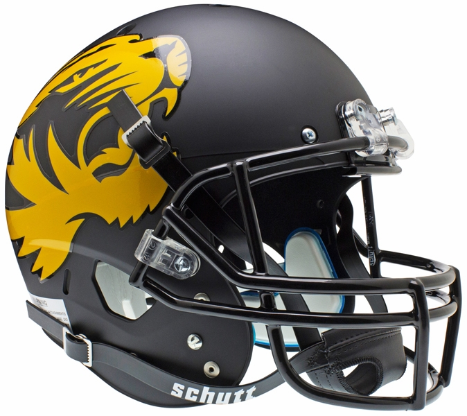 Schutt Missouri Tigers XP Replica Alt 1