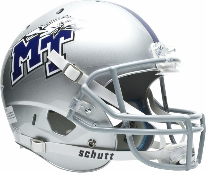 Schutt Middle Tennessee State Blue Raiders XP Replica