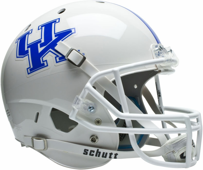 Schutt Kentucky Wildcats XP Replica Alt 1