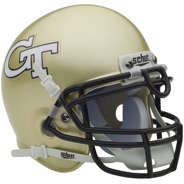 Schutt Georgia Tech Yellow Jackets Mini