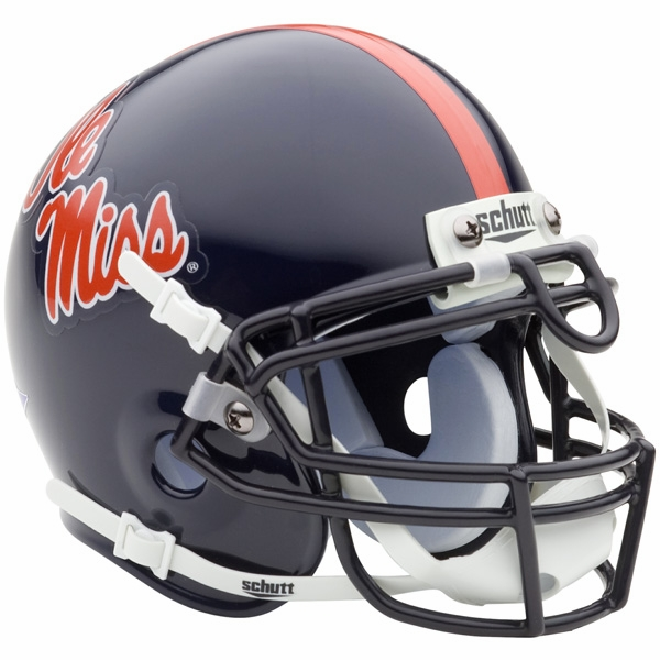 Schutt Mississippi Rebels Mini