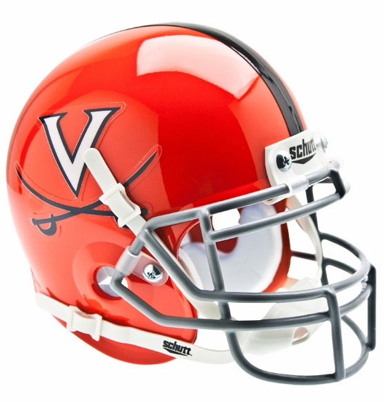 Schutt Virginia Cavaliers Mini Alt 2