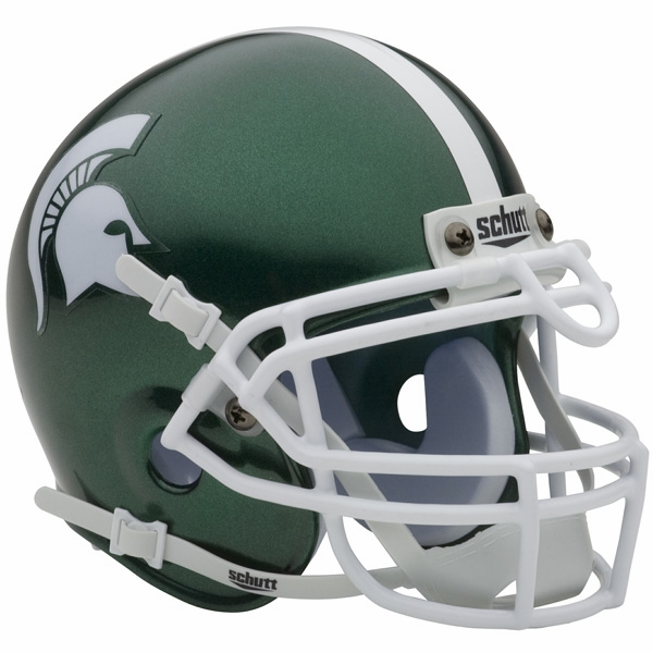 Schutt Michigan State Spartans Mini