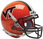 Schutt Virginia Tech Hokies Mini Alt 4