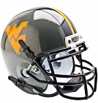 Schutt West Virginia Mountaineers Mini Alt 1
