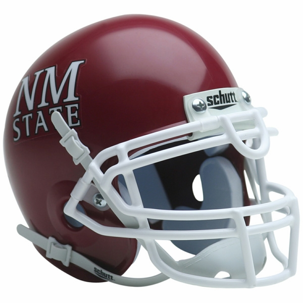 Schutt New Mexico State Aggies Mini