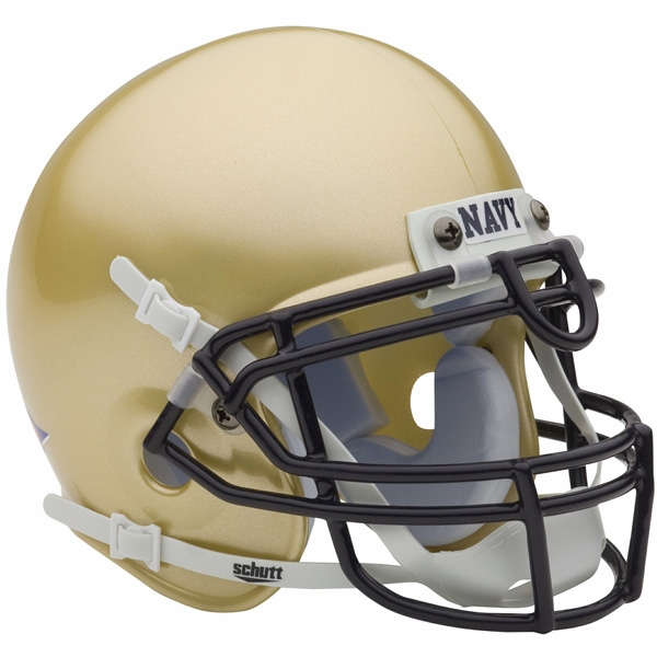 Schutt Navy Midshipmen Mini