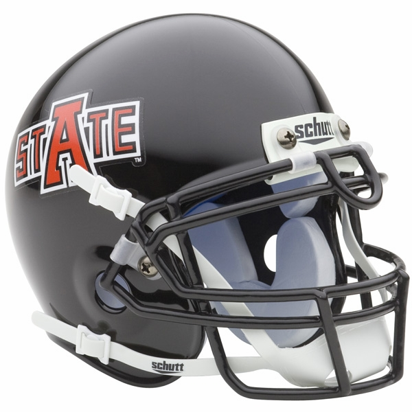 Schutt Arkansas State Red Wolves Mini