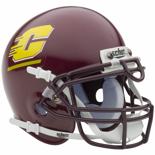 Schutt Central Michigan Chippewas Mini