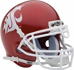 Schutt Washington State Cougars Crimson Mini