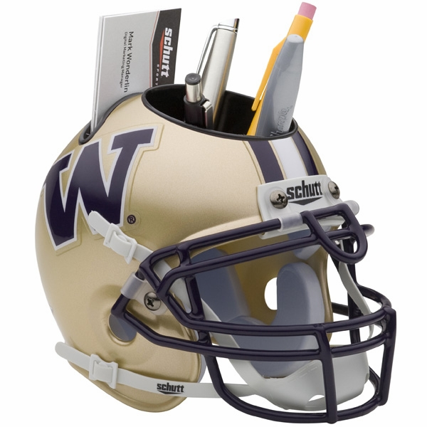 Schutt Washington Huskies Desk Caddy