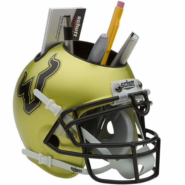 Schutt South Florida Bulls Desk Caddy