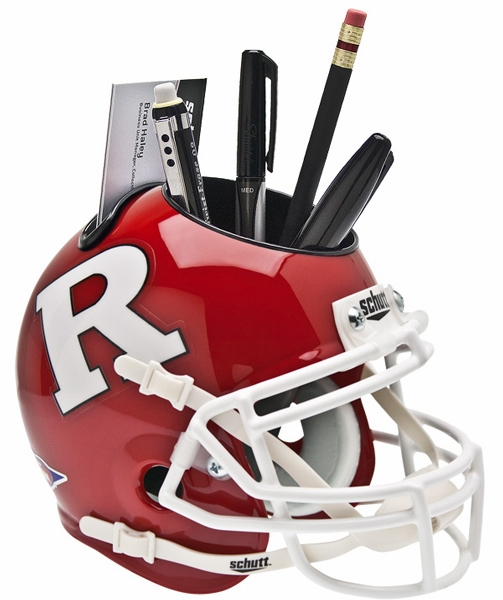 Schutt Rutgers Scarlet Knights Desk Caddy