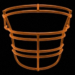 Schutt DNA-RJOP-XL Titanium Facemask