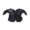 Schutt O2 Maxx OL/DL Football Shoulder Pads