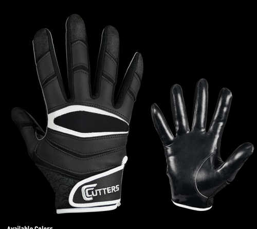 Cutters X40 C-Tack Revolution Youth Football Gloves