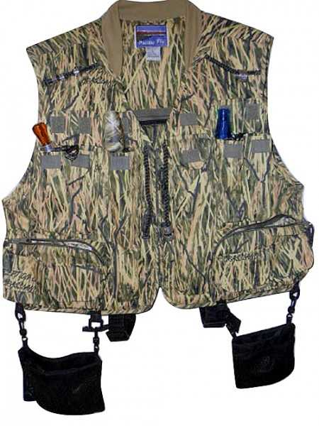 M2D Camo Waterfowl Hunting Vest