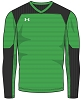 Under Armour Youth Threadborne Wall Goalkeeping Soccer Jersey