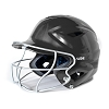 All Star Youth Vela Batting Helmet Cage Combo