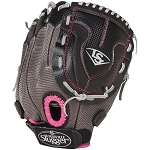 Louisville Slugger FGDV14-HP120 12'' Diva Hot Pink Fastpitch Softball Glove