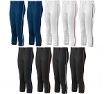 Mizuno Womens Select Belted Fastpitch Piped Softball Pant