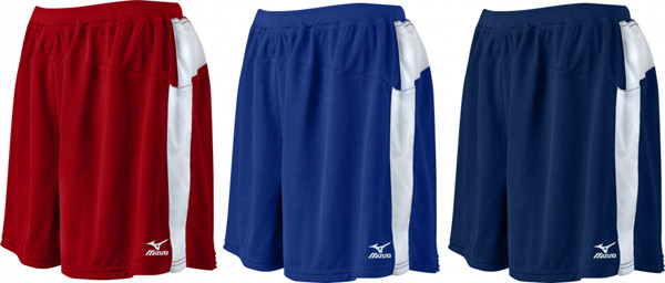 Mizuno Womens Loose Fit DryLite Practice Softball Shorts