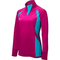 Mizuno Womens Nine Collection Softball Drive Zip Jacket