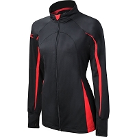 Mizuno Youth  Womens Nine Collection Focus Full Zip Softball Jacket
