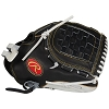 Rawlings Mens Heart of the Hide 12 in Fastpitch Outfield/Pitcher Left Hand Glove