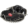 Rawlings Mens Heart of the Hide 33 in Fastpitch Catchers Mitt Glove