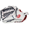 Rawlings Mens Liberty Advanced 12.5 in Fastpitch Finger Shift Outfield Right Hand Glove