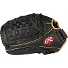 Rawlings Mens Shut Out 12.5 Outfield Left Hand Glove
