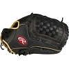 Rawlings Mens Shut Out 12.5 in Finger Shift Outfield/Pitcher Glove