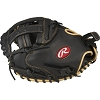 Rawlings Mens Shut Out 33 Fastpitch Catchers Mitt Left Hand Glove