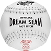 Rawlings ASA NFHS Official Softballs