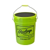 Rawlings 6 Gallon Empty Ball Bucket-6pk