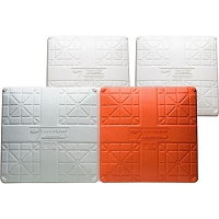 Schutt Varsity Hollywood Impact Kwik Release Double First Bases Set