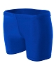 A4 Womens 4 Inseam Compression Volleyball Short