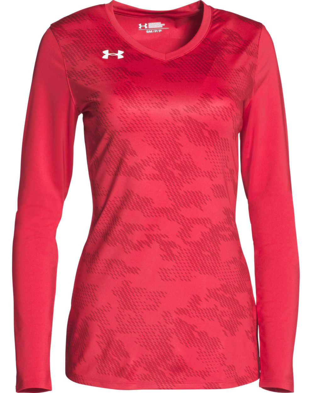 9b52367f304 Add to My Lists. Under Armour Womens Ultimate Spike Printed Long Sleeve  Volleyball Jersey