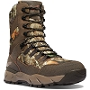 Danner Mens Vital 8 Inch Realtree Edge Insulated Hunting Boot
