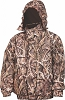 Drake Youth Insulated Coat - Size 14 - Blades Camo